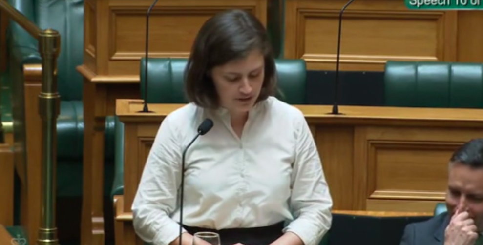 """New Zealand MP says """"Ok Boomer"""" to colleague in  Parliament, goes viral"""