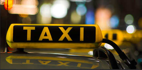 A B.C. man is claiming that a taxi driver kept his phone for a $100 ransom