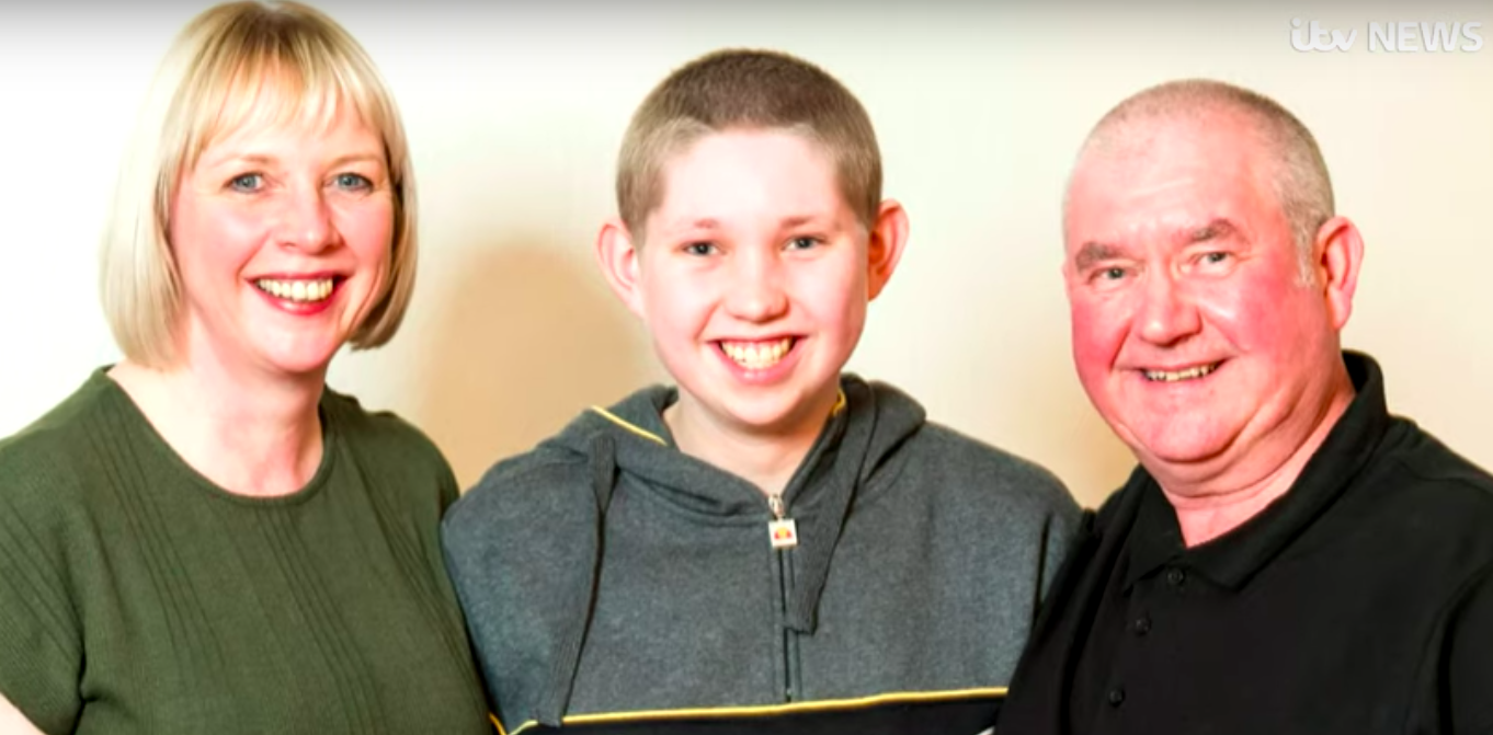 Couple wins lottery—son is declared cancer-free three days later