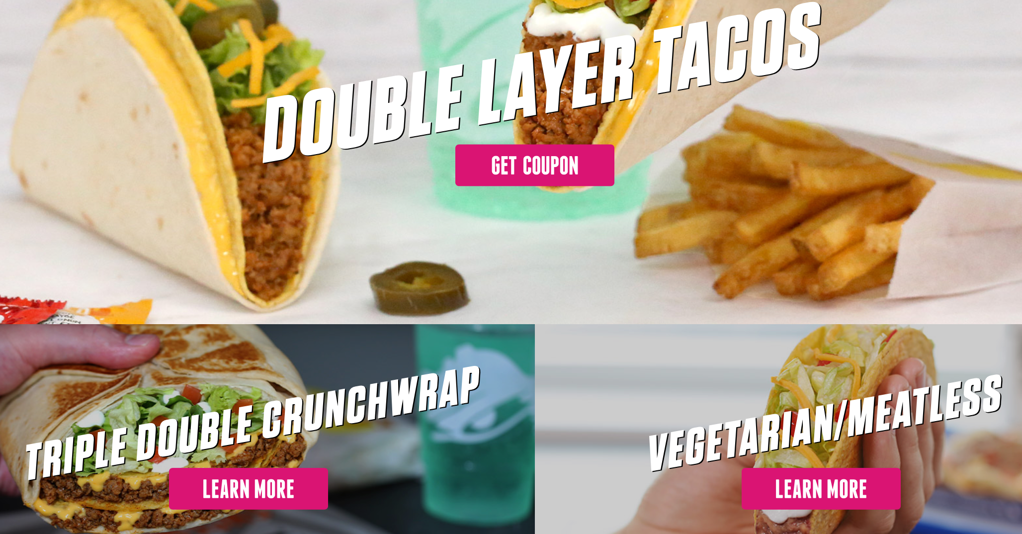 Trump's booming economy spurs Taco Bell's $100K manager search