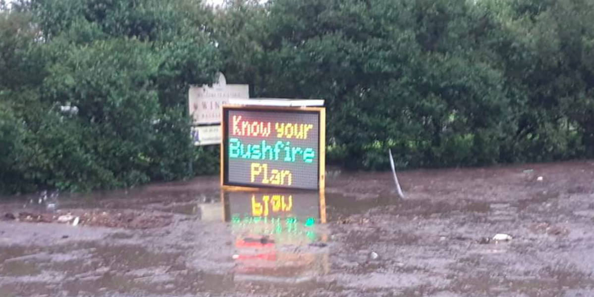 Sydney, Australia sees most rain in 30 years, putting out fires that have been active for months
