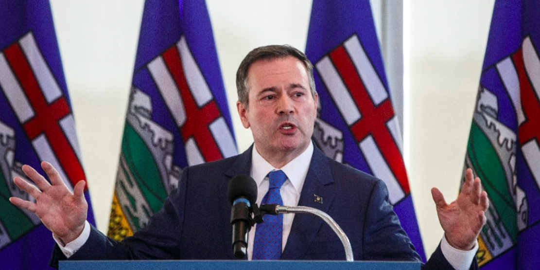 New Alberta bill proposes fines of up to $25,000 for protestors
