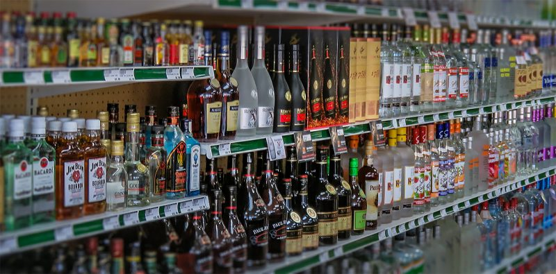 Edmonton liquor stores may soon require ID scanning prior to entry
