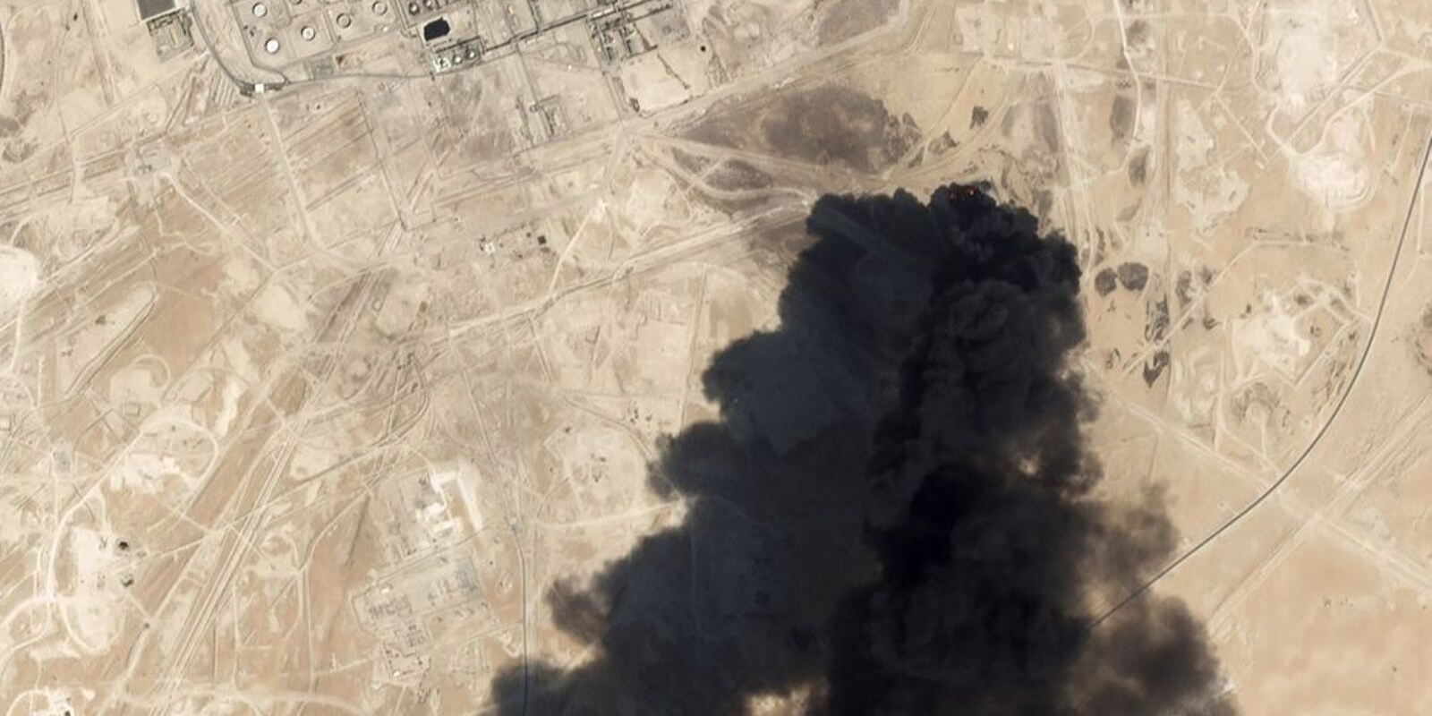 Energy prices spike after attack on oil facilities in Saudi Arabia