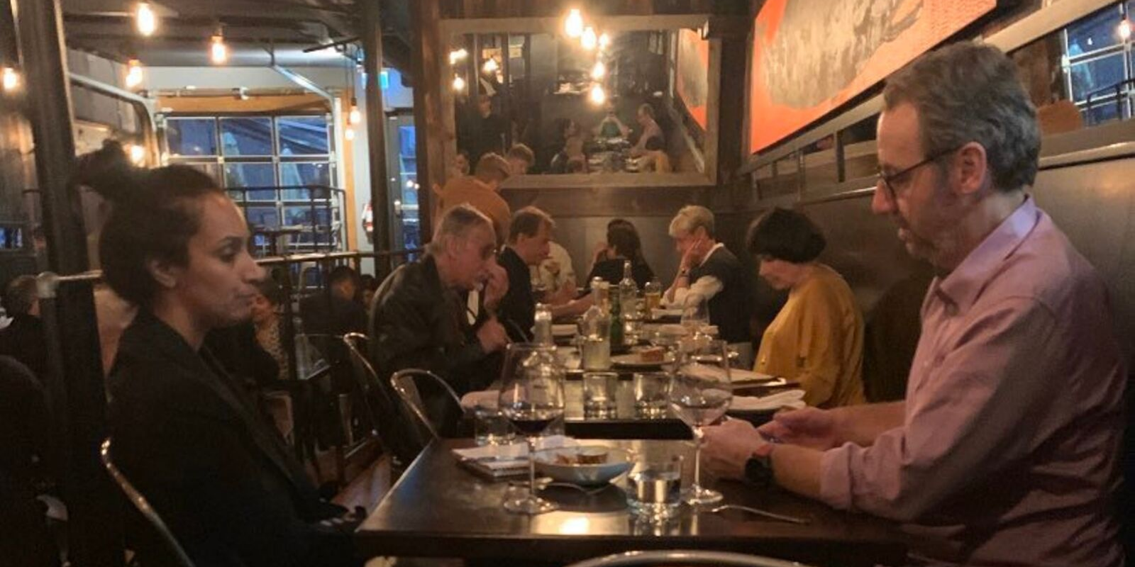 Election debate moderator had dinner with Trudeau's disgraced top advisor week before debate