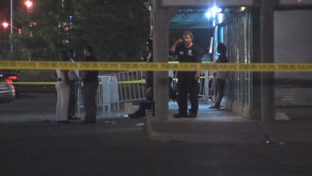 Five injured, one in critical condition after shooting at North York nightclub