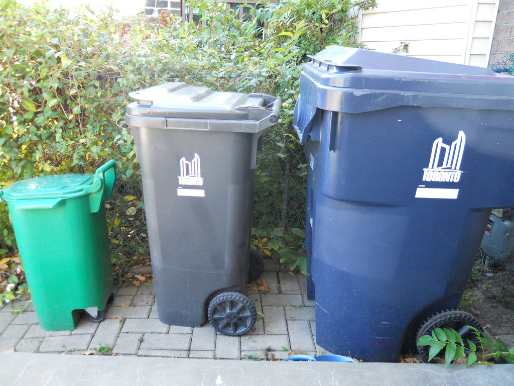 Ontario's government is now reconsidering whether its blue box recycling program is worth it amidst concerns over growing shortcomings.