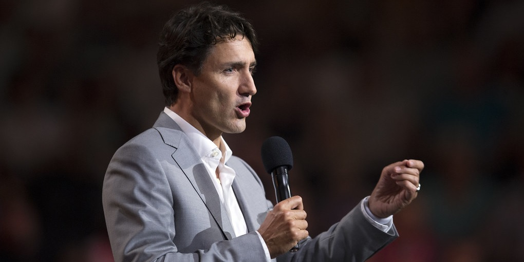 WATCH: Trudeau dodges question on rumours about leaving teaching job abruptly