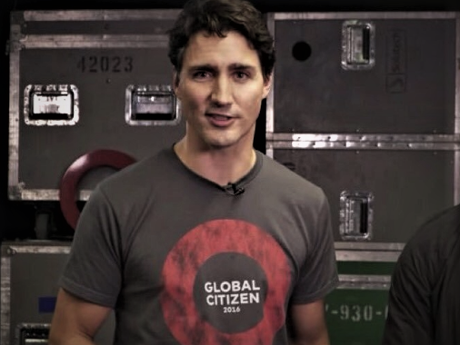 """Canada needs a patriotic PM, not a """"global citizen"""""""