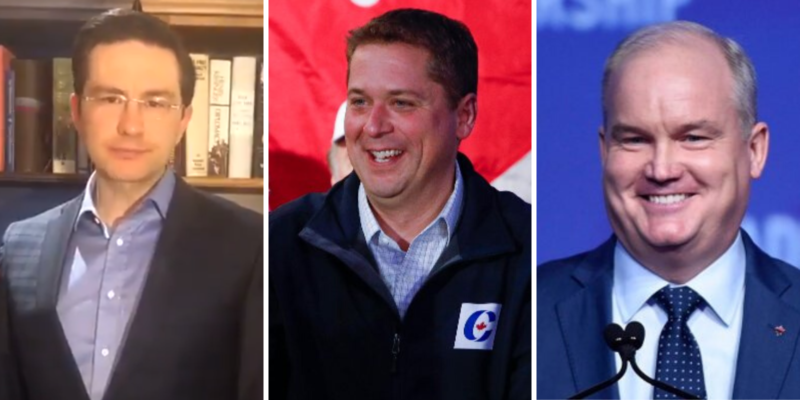 O'Toole, Pierre, Scheer condemn Trudeau's quest for unrestricted power to December 2021