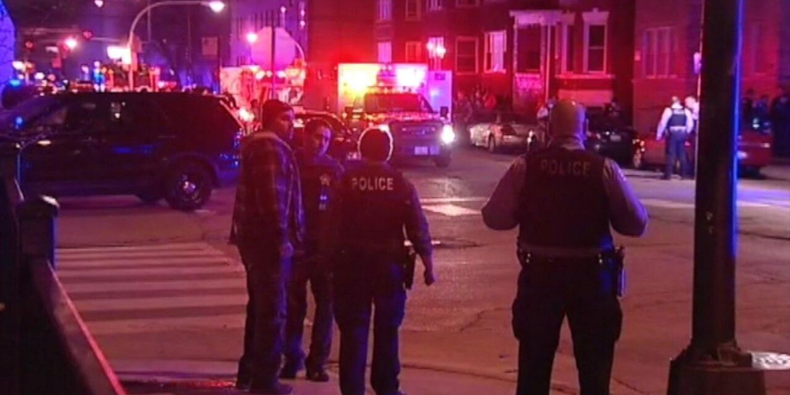 Seven-year-old girl shot while trick-or-treating