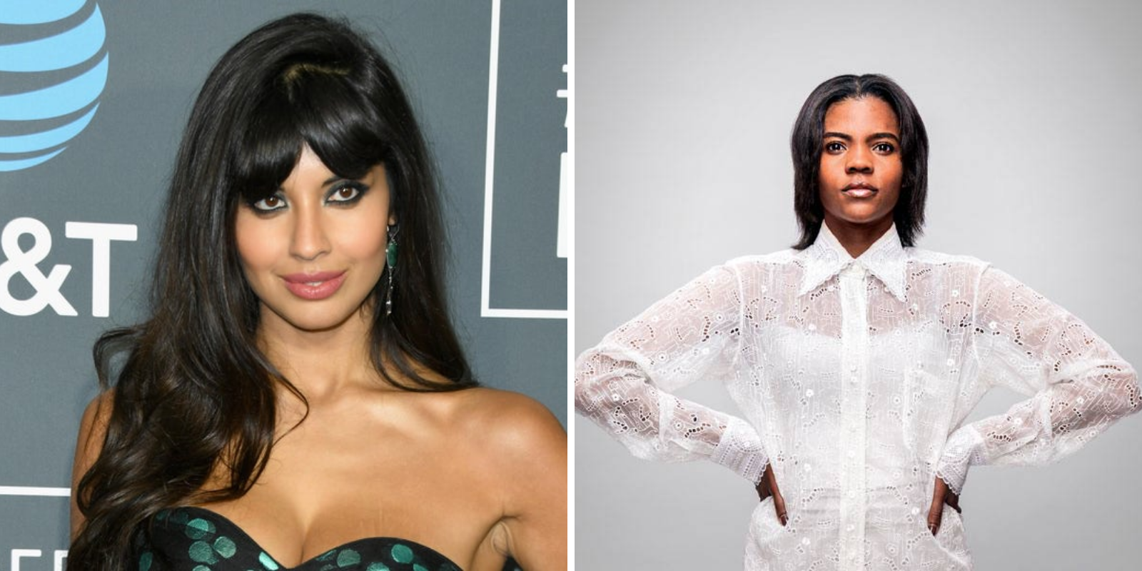 Candace Owens cut from Jameela Jamil's podcast for 'transphobia'