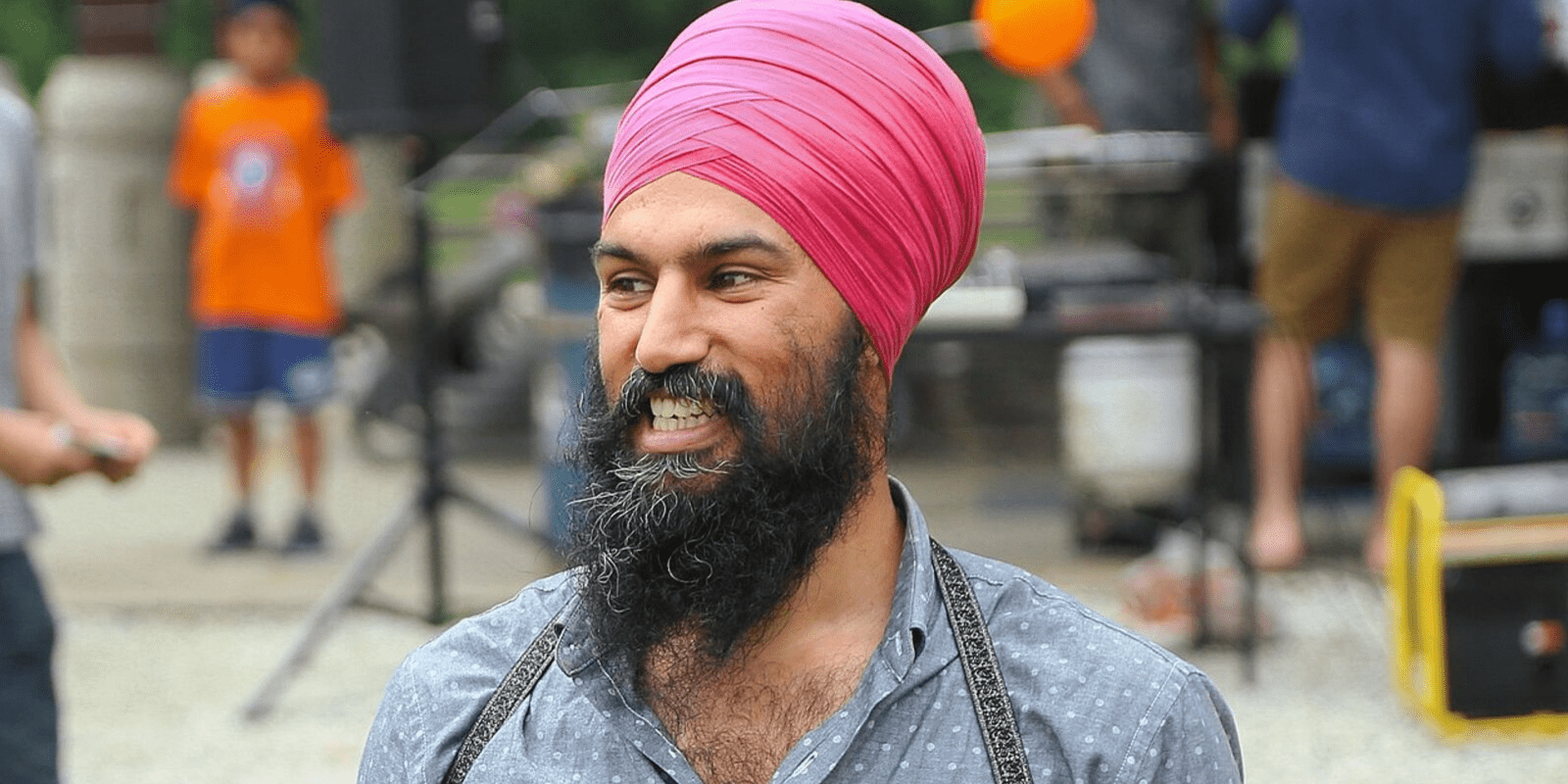 Jagmeet Singh jumps to top approval rating among federal leaders