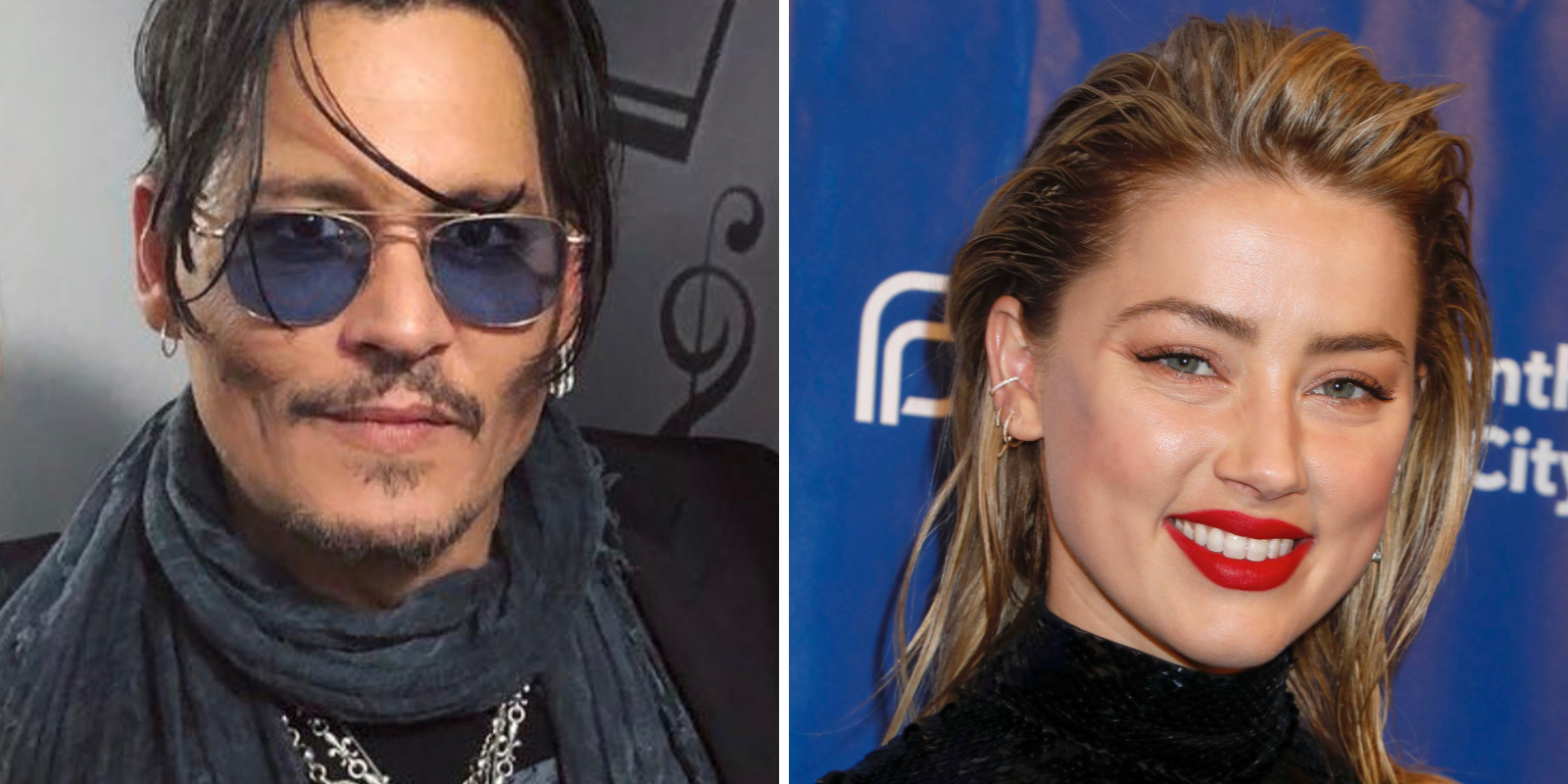 Another #MeToo fraud: Amber Heard assaulted and abused Johnny Depp