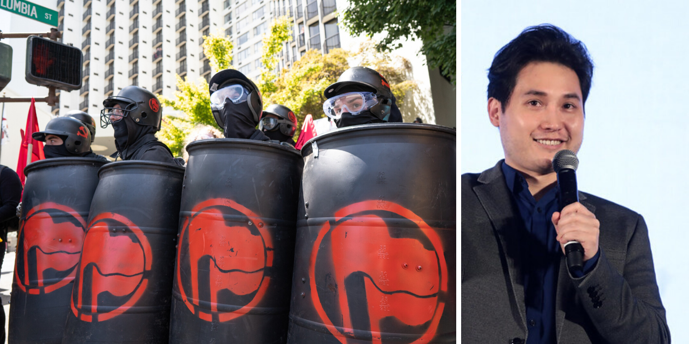Andy Ngo donors have names released, doxxed by Antifa radicals