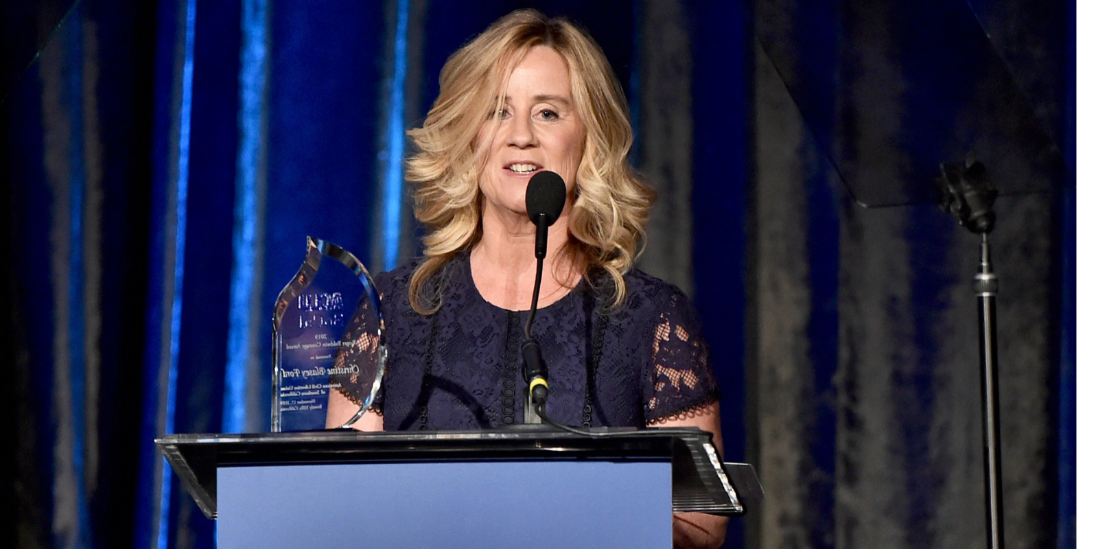 ACLU hits new low by giving Christine Blasey Ford 'courage' award