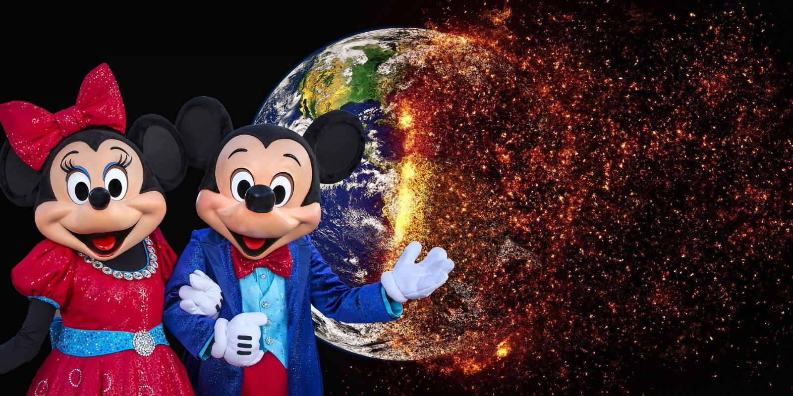 Mickey Mouse on list of scientists declaring 'global climate emergency'