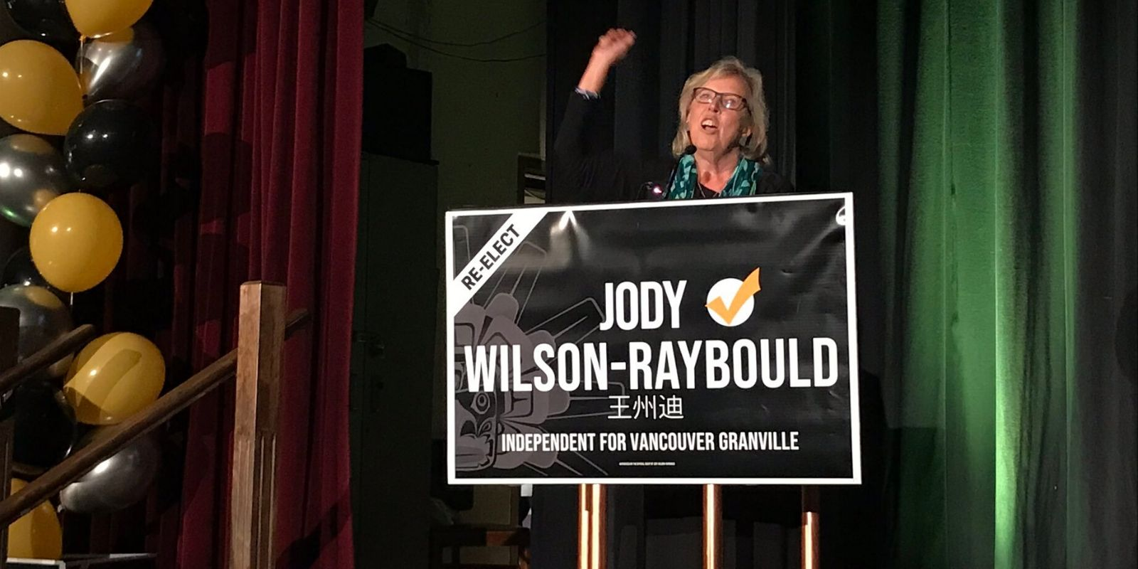 Interim Green leader hopes to recruit Wilson-Raybould as May's replacement