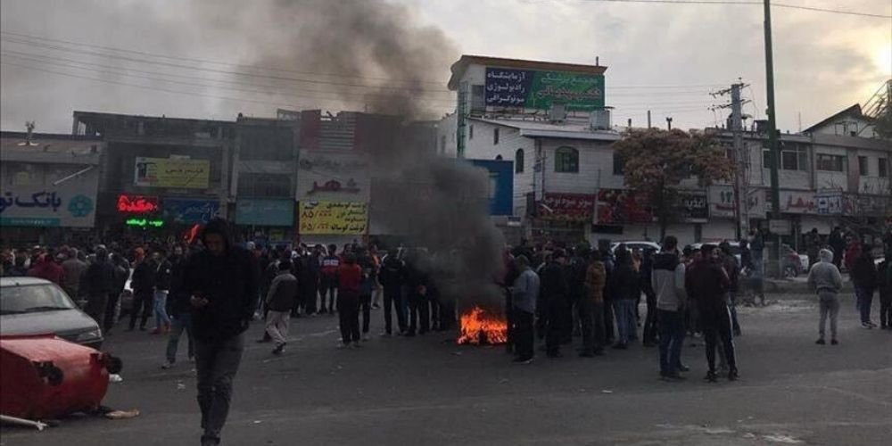 Iran's regime cut internet, then 143 were killed during protests