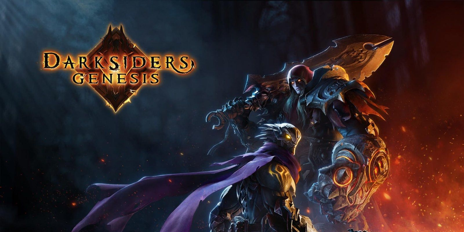 Google Stadia continues library expansion with Darksiders Genesis