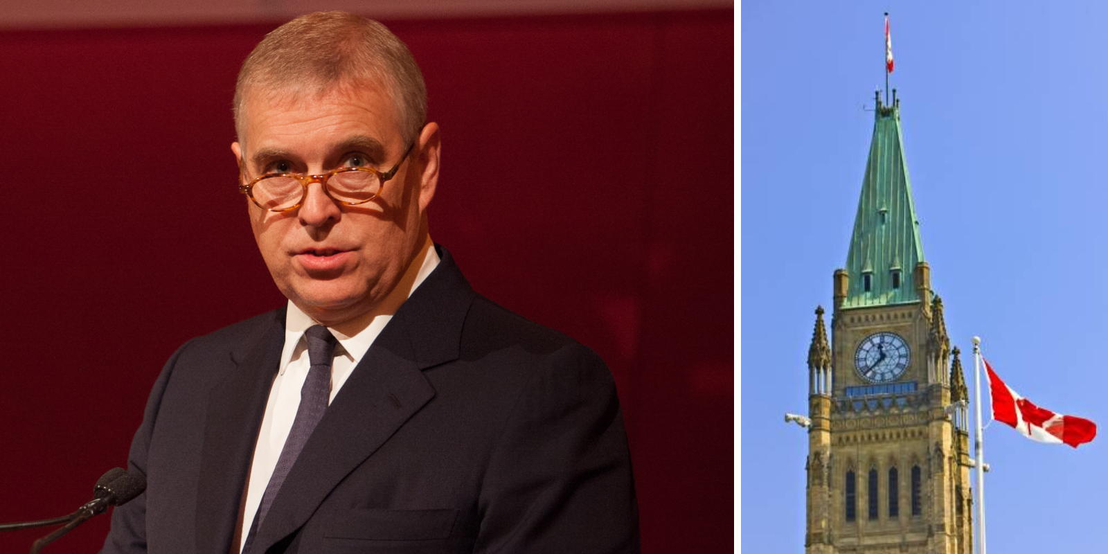 PRINCE ANDREW: Canadian orgs won't say if they'll cut ties with disgraced Royal
