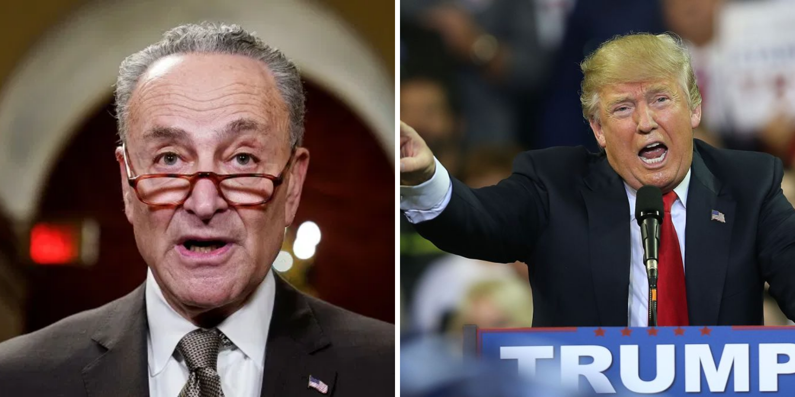 Trump says Schumer must pay 'severe price' for threatening two US Supreme Court Justices