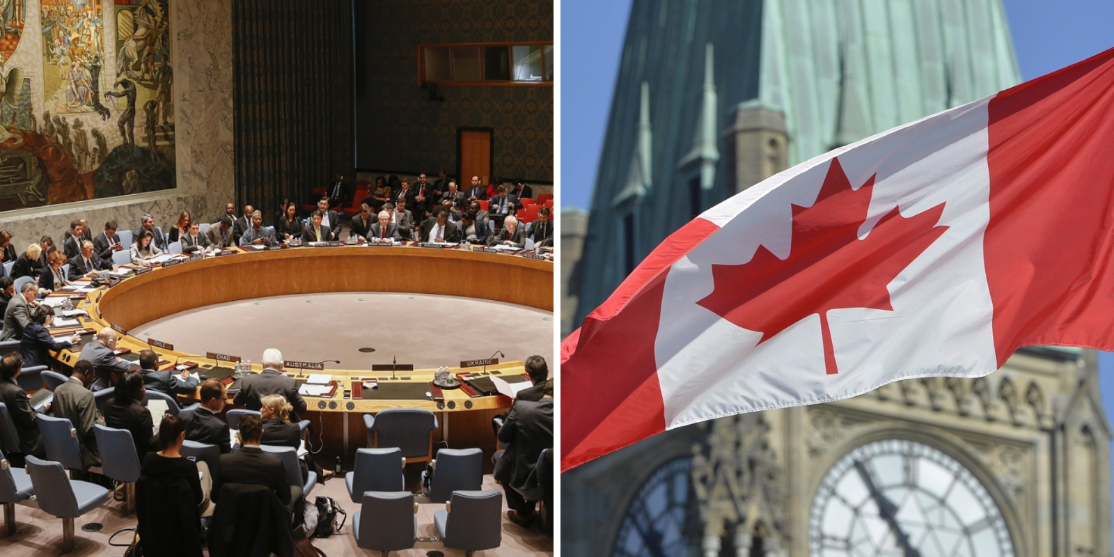 Canada disturbingly voted against its ally Israel at the UN this week in a desperate attempt to win Security Council seat.
