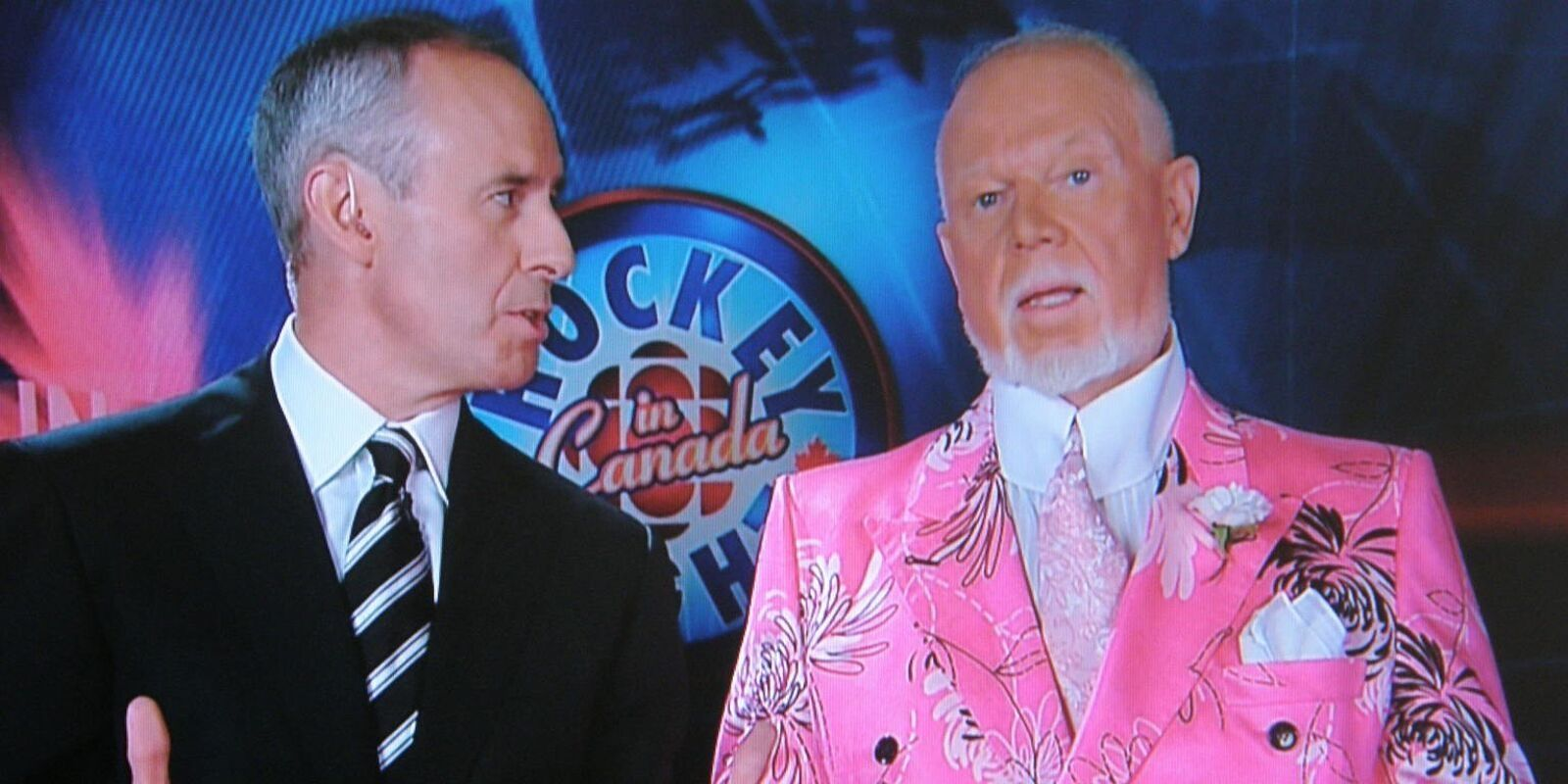 "Don Cherry says Leafs won't win because  they're ""not tough enough"" and lack Canadian players"