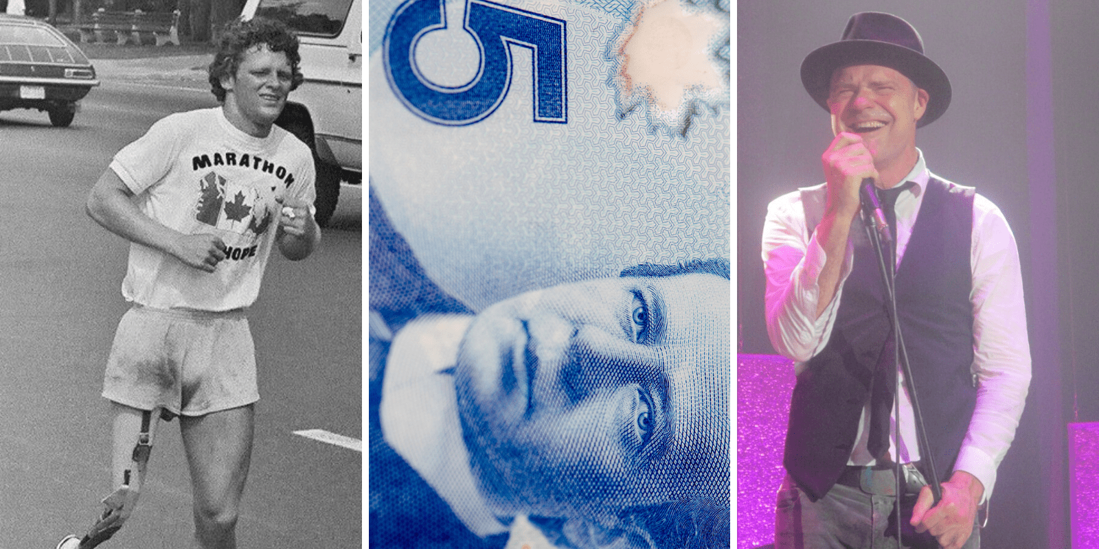 Terry Fox, Gord Downie trend as Canada seeks candidates for new $5 bill