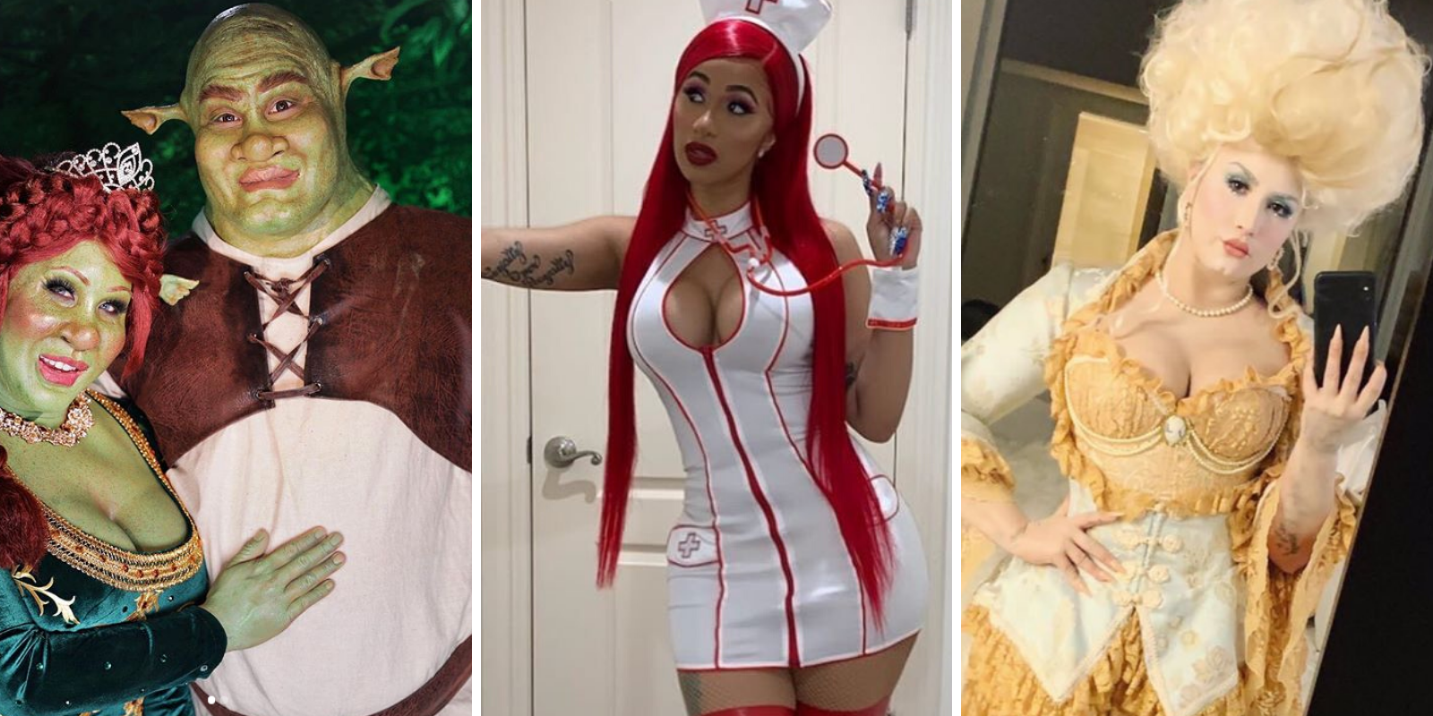 Spooky and sexy celebrity Halloween costumes in 2019