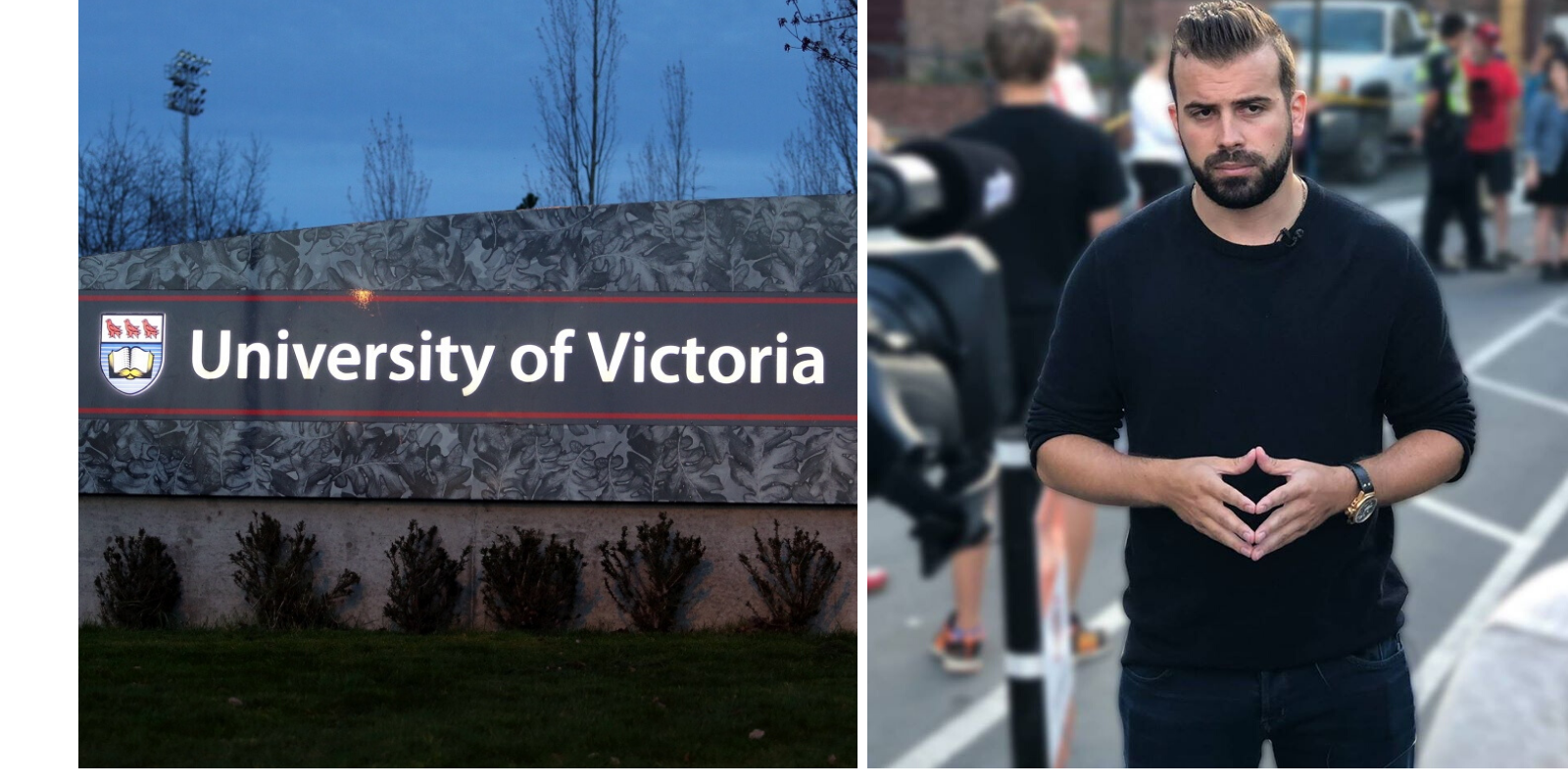 EXCLUSIVE: University of Victoria de-platforms conservative speaker after threats of left-wing violence