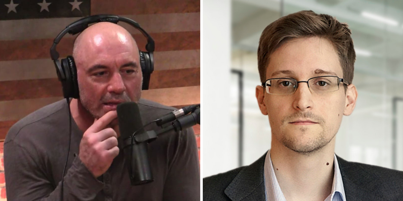 Edward Snowden on Joe Rogan podcast reminds us that privacy is gone