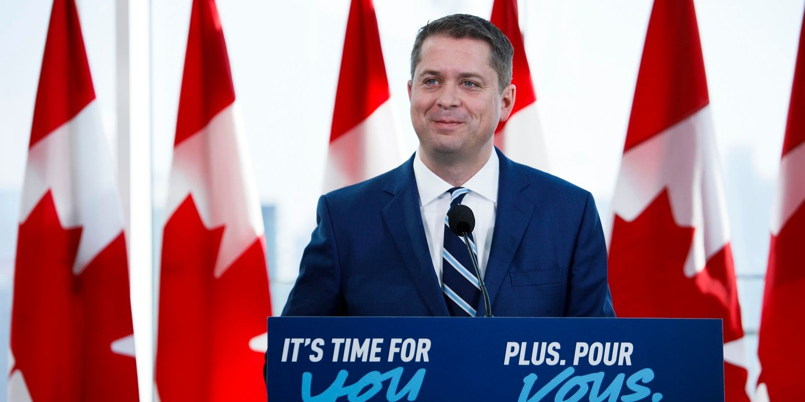 Conservative Party spending plans released, outlines cuts to balance budget over five-year period