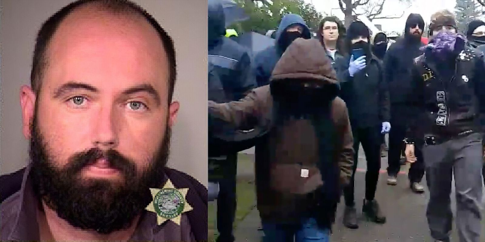 Antifa suspect identified in Washington state attack