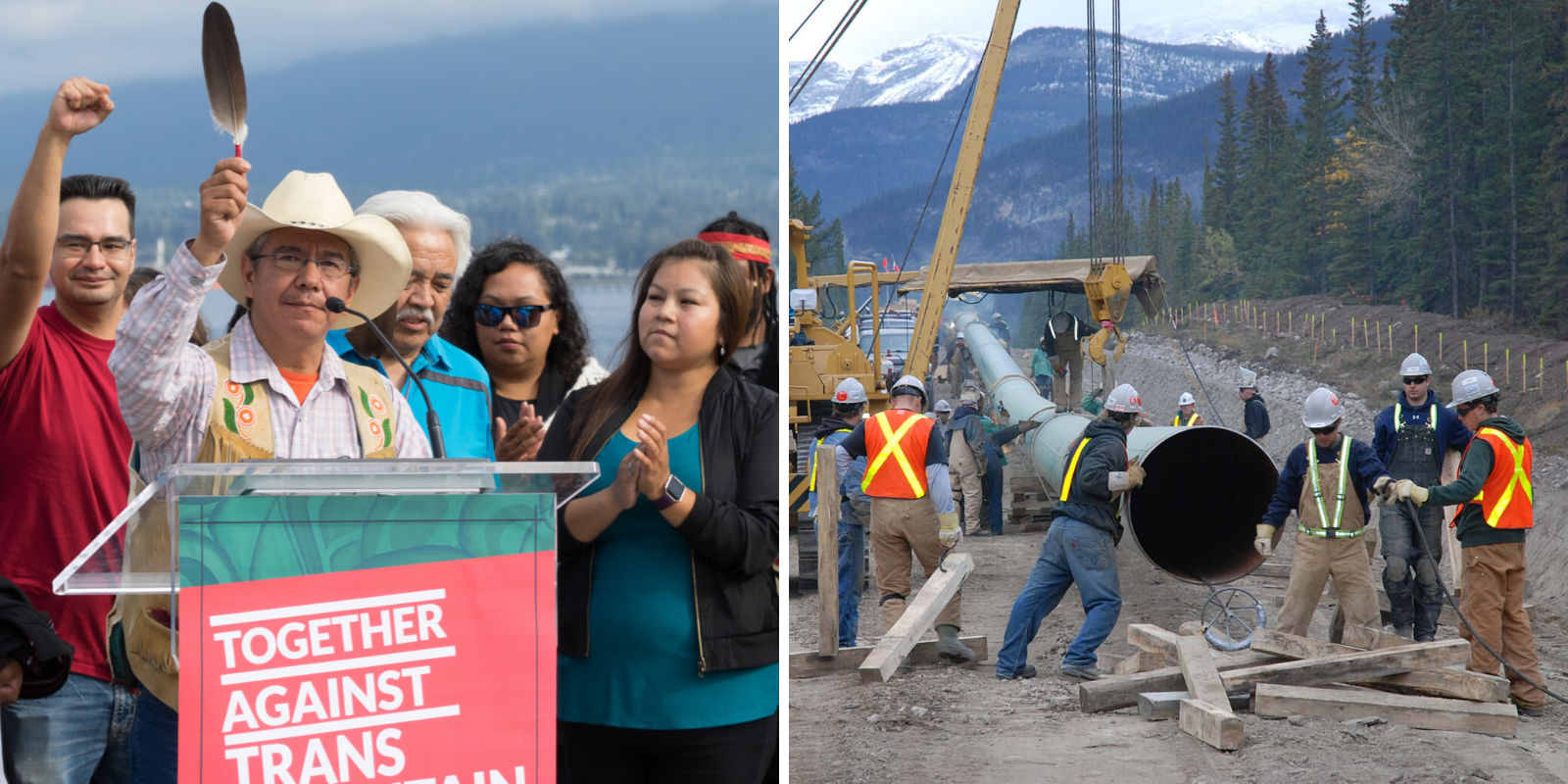 Court dismisses Indigenous appeal of trans pipeline approval