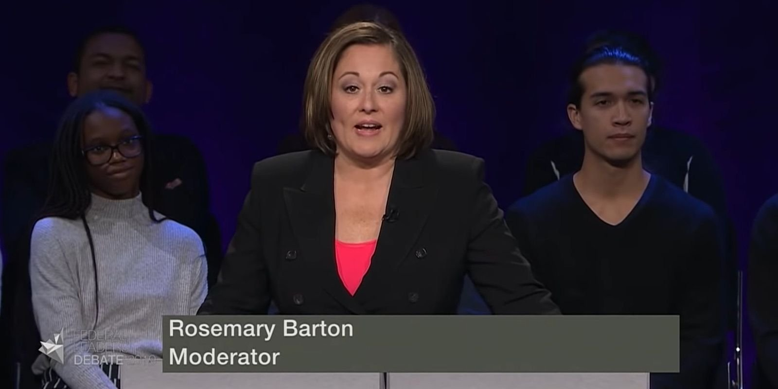 Rosemary Barton being removed as applicant in CBC's lawsuit against CPC, still covering election