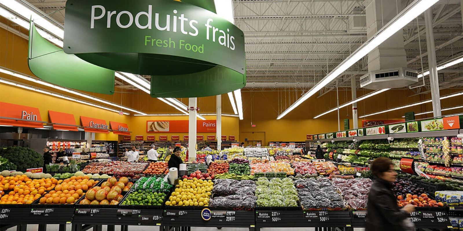 87% of Canadians believe food prices are rising faster than their income