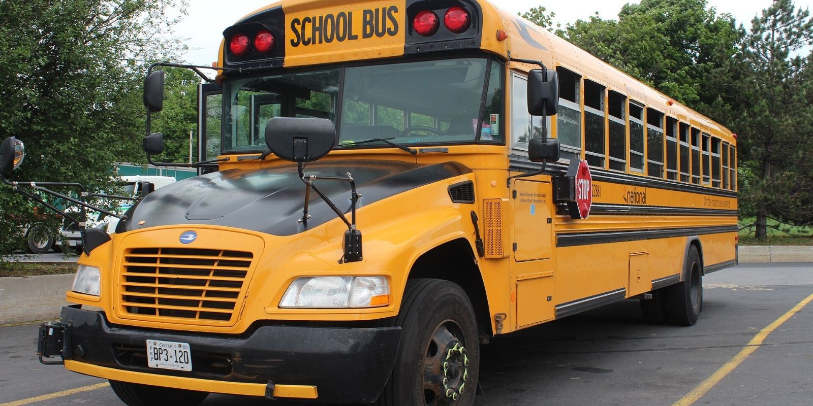Impaired Edmonton school bus driver arrested with children aboard