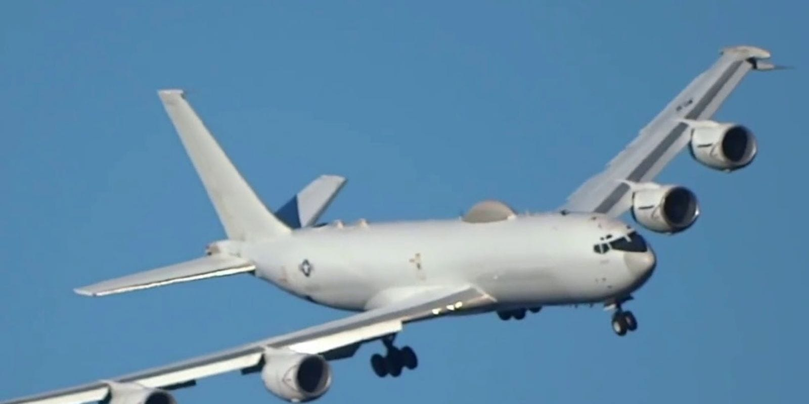 "A single bird took down a U.S. ""doomsday plane"" designed to survive nuclear war"