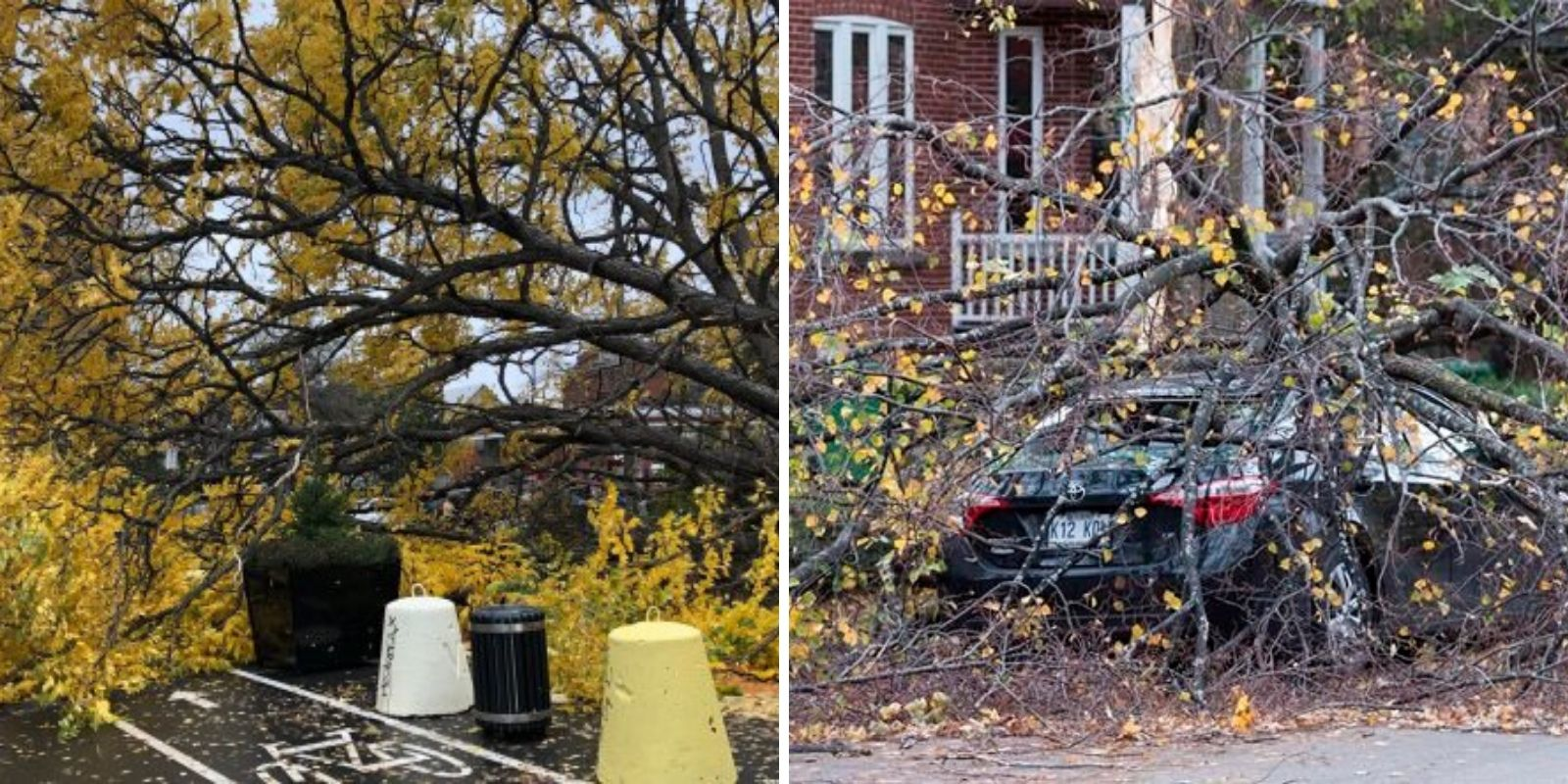 160,000 still without power in Quebec