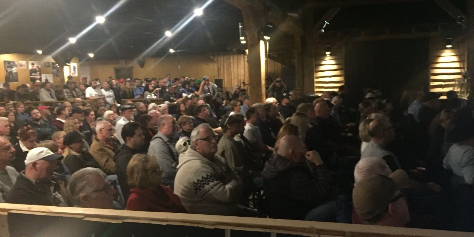 Wexit booms! Hundreds rally at Edmonton separatism event