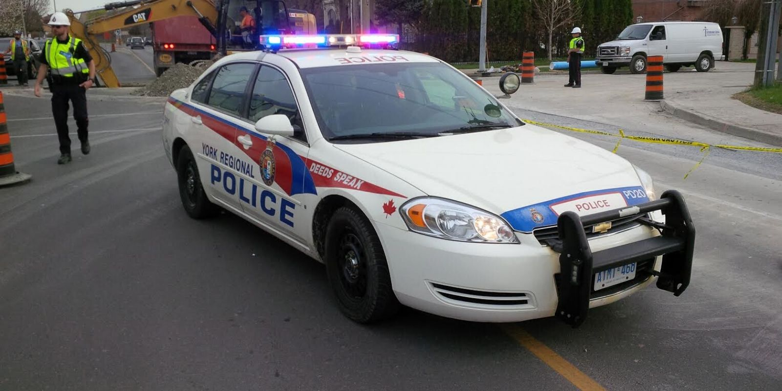 Man charged after 12-hour police standoff in Richmond Hill