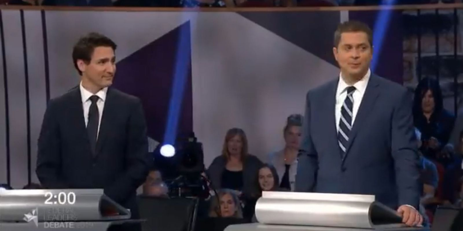 Most memorable moments from the 2019 Canadian Leaders' Debate