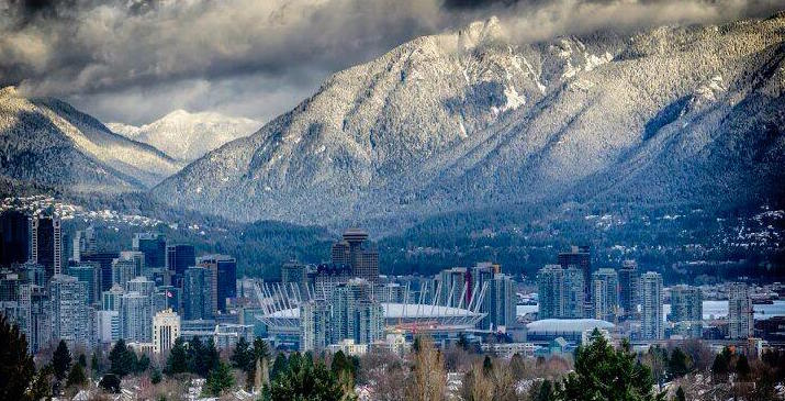 'Ice Bombs' fall on Vancouver and surrounding area