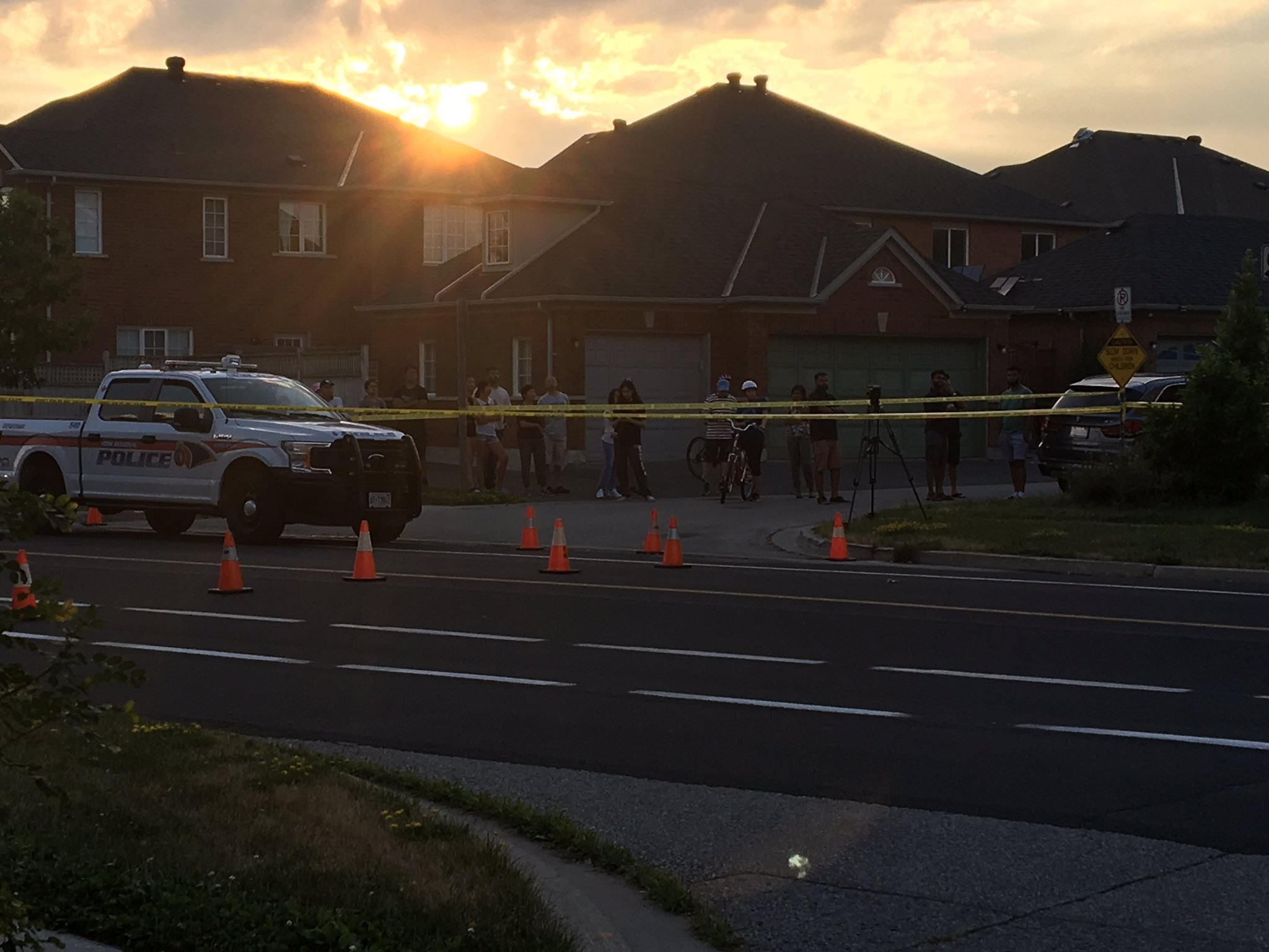 Markham man charged with first-degree murder after four found dead
