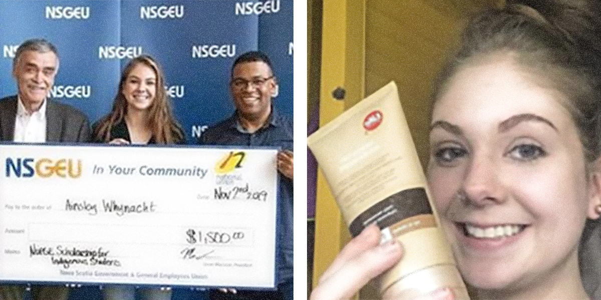 Girl jokes about being 'whitest person ever' after winning Indigenous scholarship, faces outrage