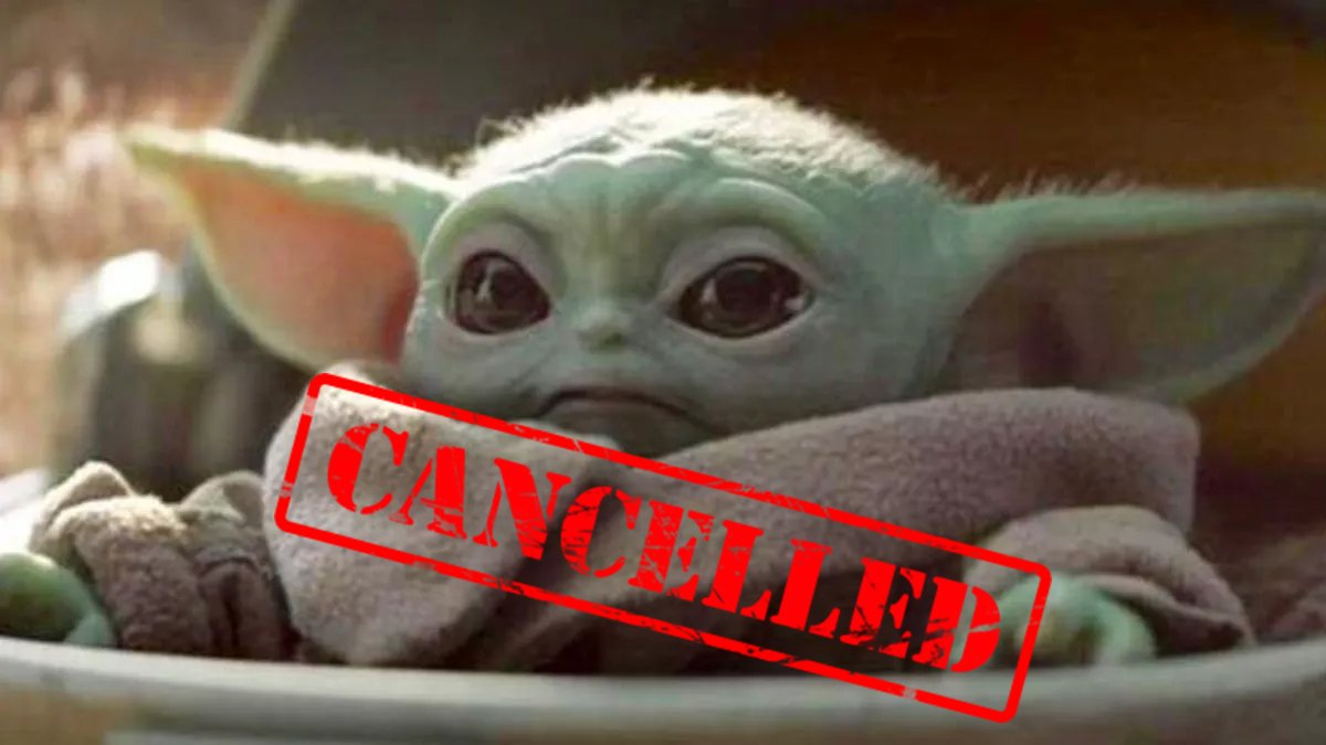 The CBC wants to cancel Baby Yoda