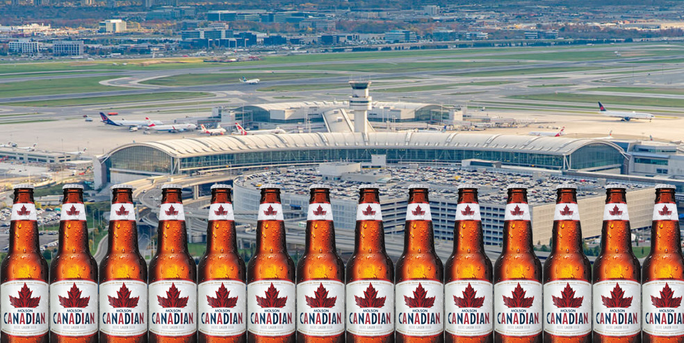Ford government allows booze in Toronto airports 24/7