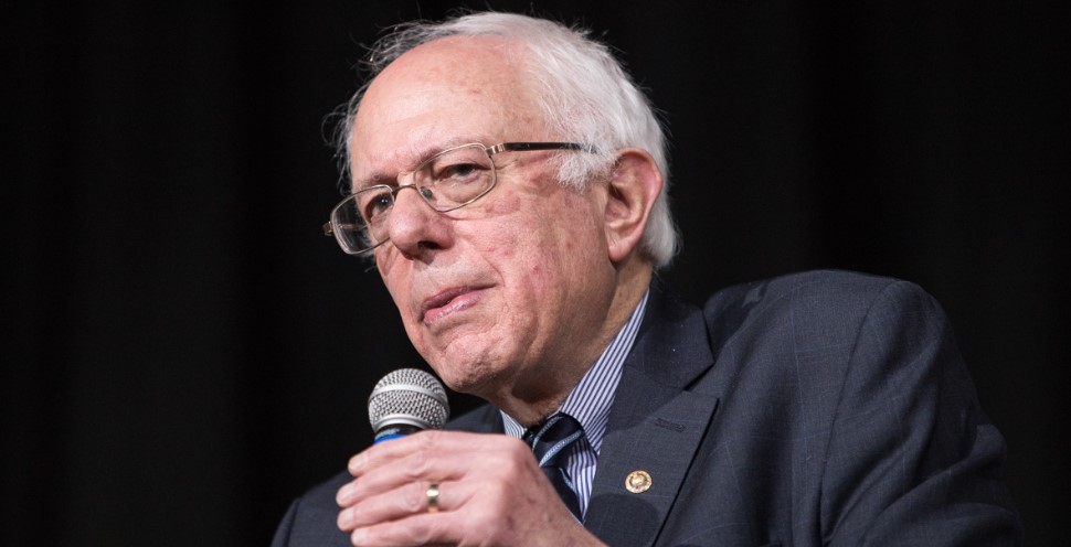It's hard to answer the question: 'Is Bernie Sanders an anti-Semite?'
