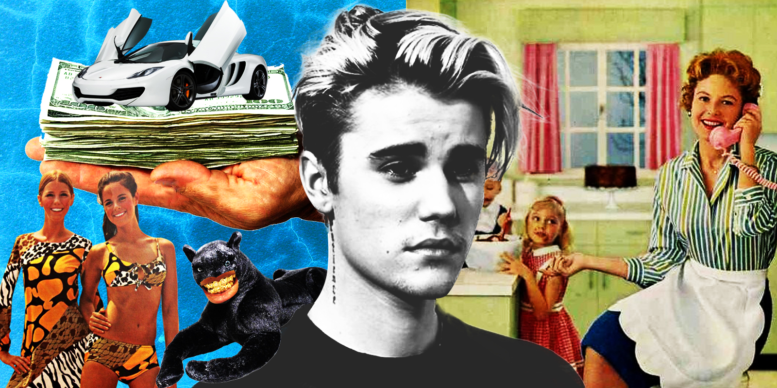 Justin Bieber finds meaning in God and family rather than fame and fortune